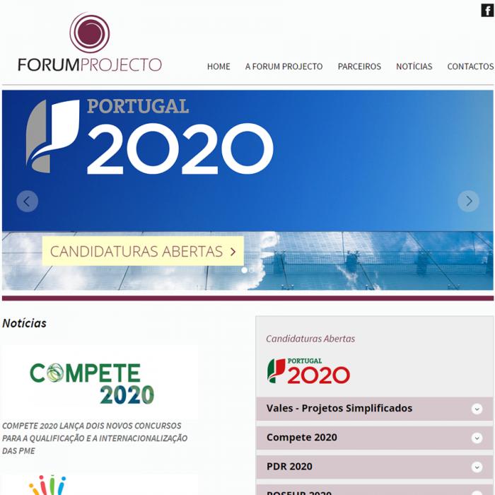 Website - Forunm-projecto