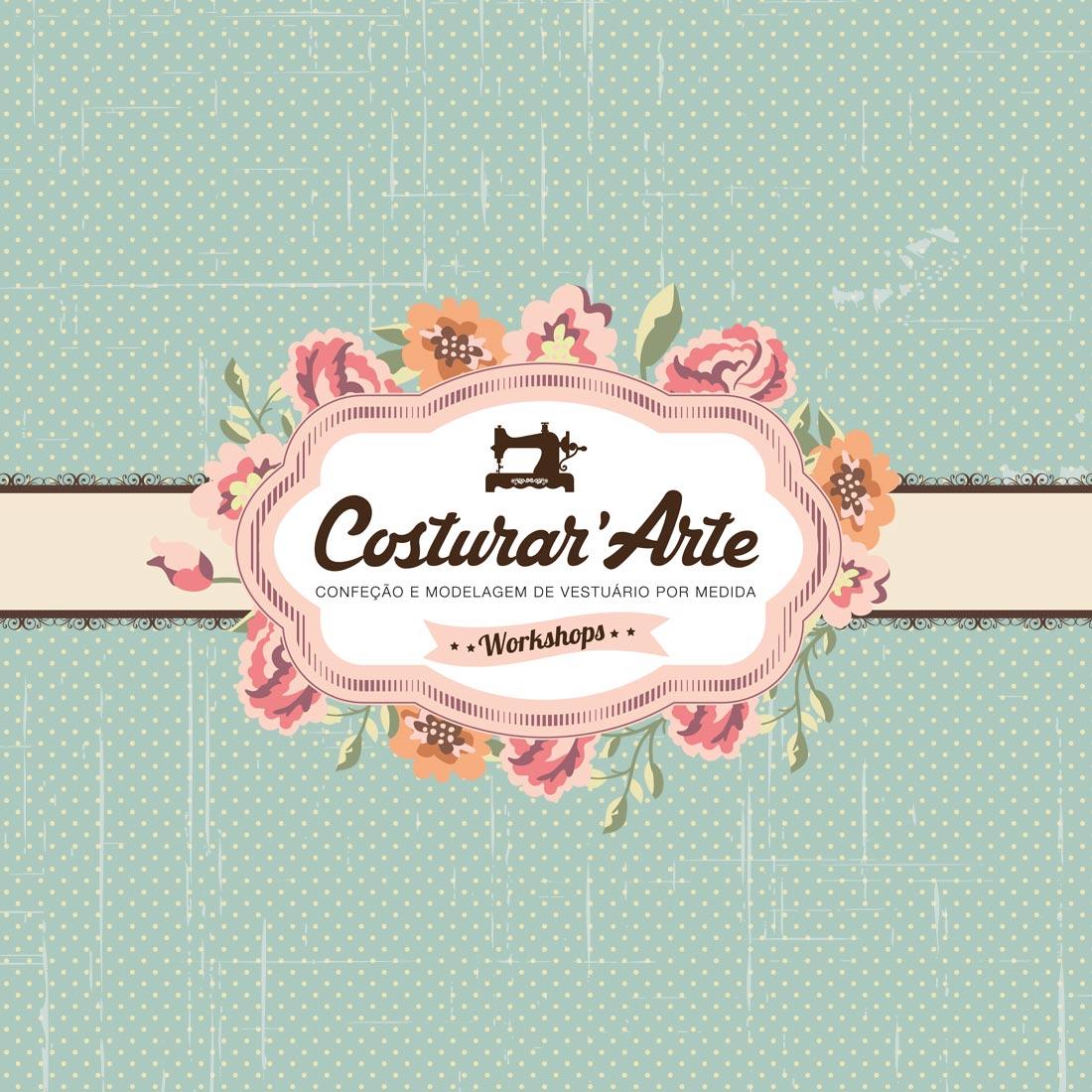 Logo - Costurar'Arte